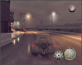 5 - Chapter 3 - Enemy of the State - p. 4 - Walkthrough - Mafia II - Game Guide and Walkthrough