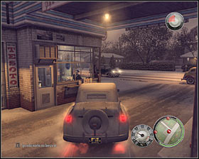 There's only one more gas station left (6 on the map) - Chapter 3 - Enemy of the State - p. 4 - Walkthrough - Mafia II - Game Guide and Walkthrough