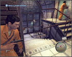 ادامه به سمت پله ها بعد از پیدا کردن هر دو مجلات # 1 - فصل 4 - قانون مورفی - خرید - مافیا II - بازی راهنمای خرید و