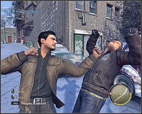 فصل 5 - - به Buzzsaw - P از خروج از ساختمان یک برش صحنه که در طی آن متوجه خواهید شد که یکی از دوستان جو در یک تصادف درگیر شد را آغاز کند. 1 - خرید - مافیا II - بازی راهنمای خرید و