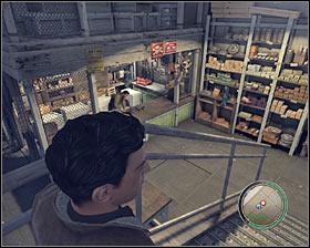 5 - فصل 5 - Buzzsaw - ص 1 - خرید - مافیا II - بازی راهنمای خرید و