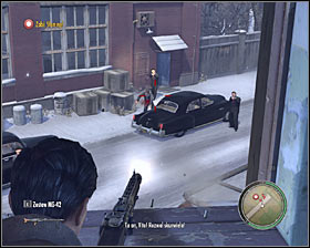 7 - فصل 5 - Buzzsaw - ص 1 - خرید - مافیا II - بازی راهنمای خرید و