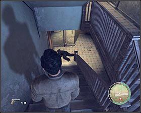 بخش اول از تعقیب شما نیاز به دسترسی به ساختمان کارخانه شراب سازی که در آن مرد چاق پنهان شده است - فصل 5 - Buzzsaw - ص 1 - خرید - مافیا II - بازی راهنمای خرید و