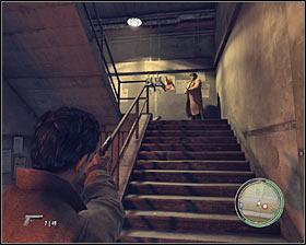 مطمئن شوید برای بررسی محیط اطراف خود را قبل از اقدام به طبقه اول - فصل 5 - Buzzsaw - ص 2 - خرید - مافیا II - بازی راهنمای خرید و