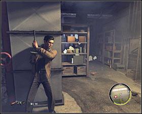 را چند قدم به جلو و شما متوجه خواهید شد که یک انفجار بزرگ ساختمان را تکان داد - فصل 5 - Buzzsaw - ص 3 - خرید - مافیا II - بازی راهنمای خرید و