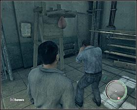 شما یک فرصت برای صحبت کردن با لئو دوباره پس از شکست دادن په په باید و او نشان می دهد برای دیدار با زندانیان دیگر # 1 - فصل 6 - زمان درست مصرف - ص 1 - خرید - مافیا II - بازی راهنمای خرید و