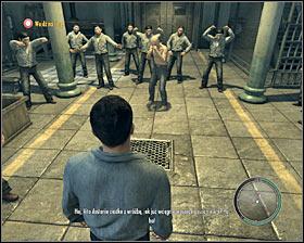 شما می شود توسط یکی از زندانیان آسیا متوقف در حالی که تلاش برای خروج از ورزشگاه # 1 - فصل 6 - زمان درست مصرف - ص 1 - خرید - مافیا II - بازی راهنمای خرید و