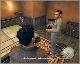 شما باید برای رسیدن به طبقه بالا که در آن شما در حال رفتن به توسط مالک # 1 استقبال می شود - فصل 7 - در دوست داشتن حافظه، F. پوتنزا - خرید - مافیا II - بازی راهنمای خرید و