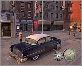 خروج از ساختمان از طریق گذرگاه منجر به منطقه گاراژ - فصل 7 - یادش گرامی، F. پوتنزا - خرید - مافیا II - بازی راهنمای خرید و