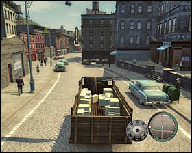 هنگامی که شما به شرح این ماموریت را گوش کرده ام شما می توانید کامیون جو مورد استفاده قرار گرفتن را اینجا وارد کنید (SHUBERT کامیون) # 1 - فصل 8 - آنهایی که وحشی - ص 1 - خرید - مافیا II - بازی راهنمای خرید و