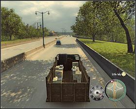 صبر کنید تا شما می توانید ویتو دوباره کنترل و یک صندلی در پشت چرخ از کامیون - فصل 8 - آنهایی که وحشی - ص 1 - خرید - مافیا II - بازی راهنمای خرید و