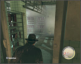 Slowly start moving forward - Chapter 9 - Balls and Beans - p. 2 - Walkthrough - Mafia II - Game Guide and Walkthrough