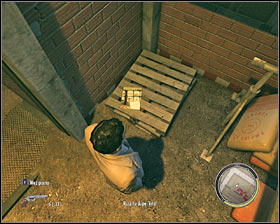 You'll have to be VERY careful while using the stairs, because you'll be surprised by two enemies along the way #1 - Chapter 14 - Stairway to Heaven - p. 4 - Walkthrough - Mafia II - Game Guide and Walkthrough