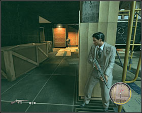 7 - Chapter 14 - Stairway to Heaven - p. 4 - Walkthrough - Mafia II - Game Guide and Walkthrough