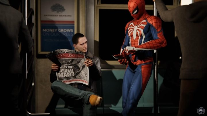 Image result for Spider-man ps4 fast travel