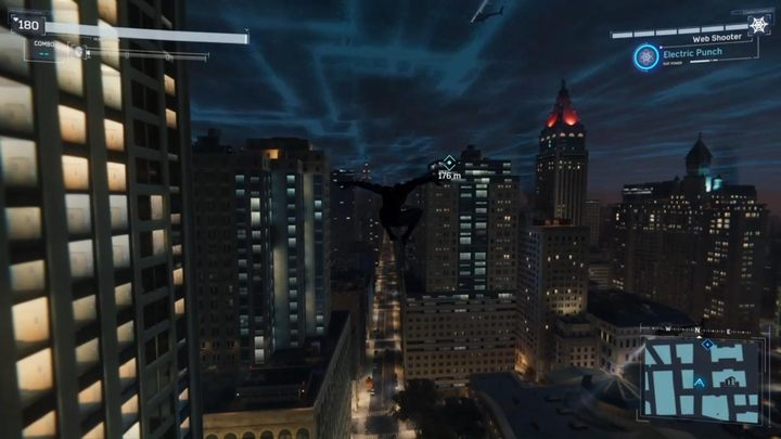 Financial District Research Stations - Marvel's Spider-Man