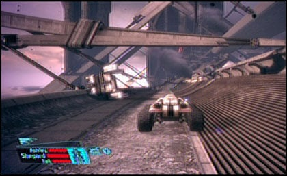 Ride along the skyway (FER6-E) eliminating enemies along the way just like a while before - Feros - p. 3 - WALKTHROUGH - Mass Effect - Game Guide and Walkthrough