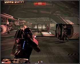 You must now choose a side passageway which you might have already noticed during the last battle (first screenshot) - Walkthrough - The Reaper IFF - Main quests - Mass Effect 2 - Game Guide and Walkthrough