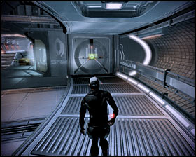 Ignore all enemy units you encounter during this mission, including the creatures seen inside the elevator - Walkthrough - The Reaper IFF - Main quests - Mass Effect 2 - Game Guide and Walkthrough