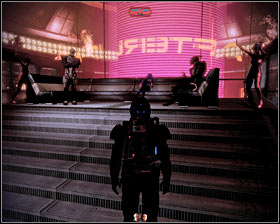You'll encounter the bandits as soon as you've opened the door - Side quests - Omega - Side quests - Mass Effect 2 - Game Guide and Walkthrough