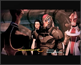 Description: You won't have a chance to meet Ish during your first visit to the station - he'll want to talk to you after you've completed at least one main mission on Omega (finding Mordin or the Archangel) - Side quests - Omega - Side quests - Mass Effect 2 - Game Guide and Walkthrough