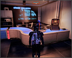 2 - Side quests - Citadel - Side quests - Mass Effect 2 - Game Guide and Walkthrough