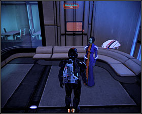 3 - Side quests - Citadel - Side quests - Mass Effect 2 - Game Guide and Walkthrough