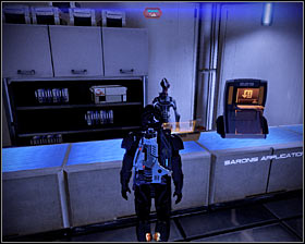 5 - Side quests - Citadel - Side quests - Mass Effect 2 - Game Guide and Walkthrough