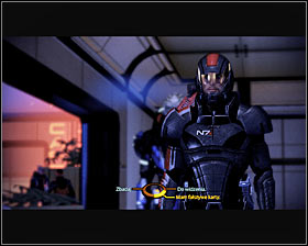 7 - Side quests - Citadel - Side quests - Mass Effect 2 - Game Guide and Walkthrough