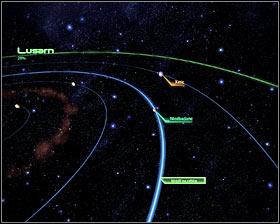mass effect 2 galaxy map guide