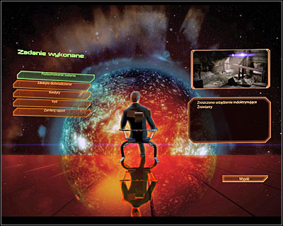 The game displays a mission summary window at the end of each quest and you won't be allowed to return to any of these mission areas ever again - World Atlas - The basics - Gameplay - World Atlas - The basics - Mass Effect 2 - Game Guide and Walkthrough