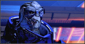 GARRUS VAKARIAN - World Atlas - Team - List of all potential team members - World Atlas - Team - Mass Effect 2 - Game Guide and Walkthrough