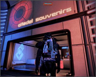 Drink Kiosk Mass Effect