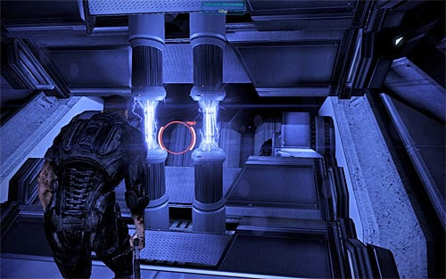 Approach the control terminal (screen above) and interact with it - Endings - Mass Effect 3 - Game Guide and Walkthrough