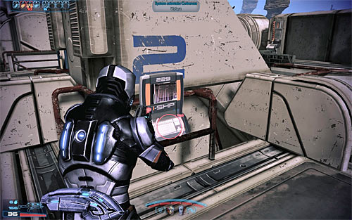 You should start playing offensively after you've killed most of the Cerberus units - N7: Communication Hub - N7 quests - Mass Effect 3 - Game Guide and Walkthrough
