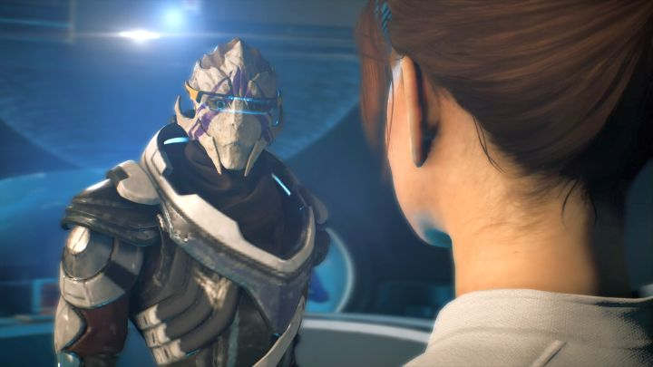 How To Start A Romance With Vetra Nyx In Mass Effect Andromeda