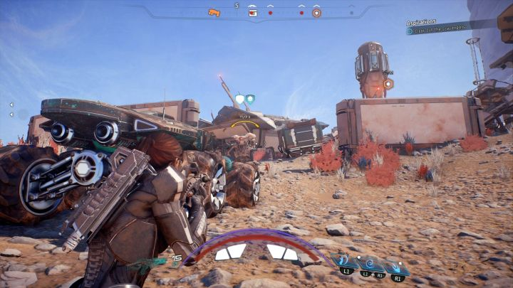 Initiate combat by eliminating the Hydra. - Aspirations | Elaaden - Elaaden - Mass Effect: Andromeda Game Guide
