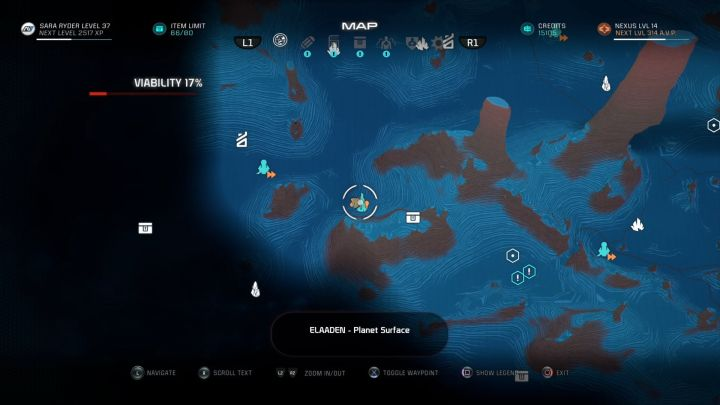 Taming A Desert On Elaaden Mass Effect Andromeda Game Guide