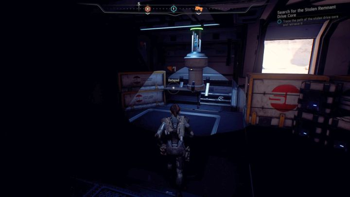 The item lying on the desk is required to start the mission. - Other quests on Elaaden - Elaaden - Mass Effect: Andromeda Game Guide