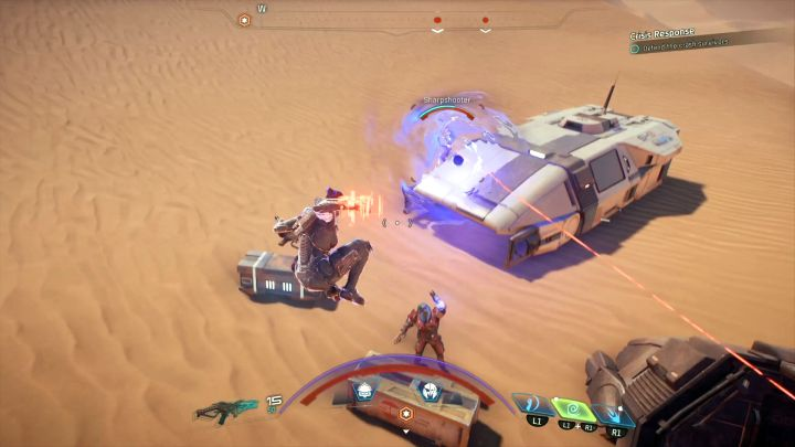 You must kill all enemies in the area. - Other quests on Elaaden - Elaaden - Mass Effect: Andromeda Game Guide