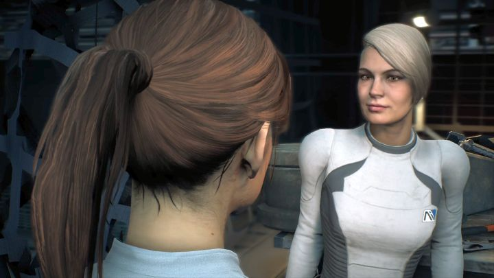 Cora Harper. - How to start a romance with Cora Harper in Mass Effect: Andromeda? - Romances - Mass Effect: Andromeda Game Guide
