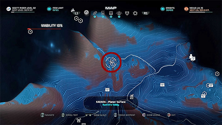 1 - Something in the Water | Kadara side quests - Kadara - Mass Effect: Andromeda Game Guide