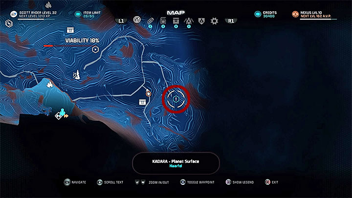 You can unlock this quest by exploring the area east from Slums on Kadara - Mind Games | Kadara side quests - Kadara - Mass Effect: Andromeda Game Guide