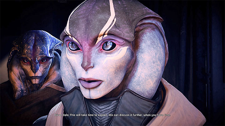 Kiiran Dals will tell you more about Havarls dying eco-system - A Dying Planet | Havarl side quests - Havarl - Mass Effect: Andromeda Game Guide