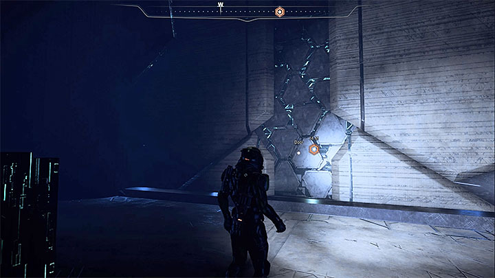 Once youve won the battle, proceed north-east and then switch to north-west - A Dying Planet | Havarl side quests - Havarl - Mass Effect: Andromeda Game Guide