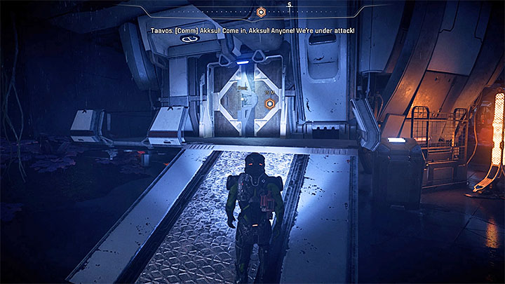 Begin by clearing the camp from numerous Roekaar - A Dying Planet | Havarl side quests - Havarl - Mass Effect: Andromeda Game Guide