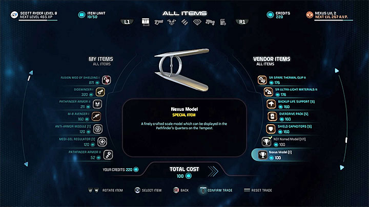 mass effect andromeda alliance trophy guide