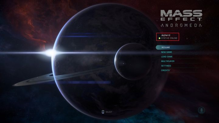 To make everything work properly, you have to wait in the main menu for a dozen seconds or so. - Why cant I access the Strike Team screen in Mass Effect: Andromeda? - FAQ - Frequently asked questions - Mass Effect: Andromeda Game Guide