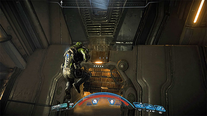 Proceed through the newly unlocked southern entrance, and start moving through the base - A Trail of Hope | Priority Ops - Priority Ops (Main quests) - Mass Effect: Andromeda Game Guide