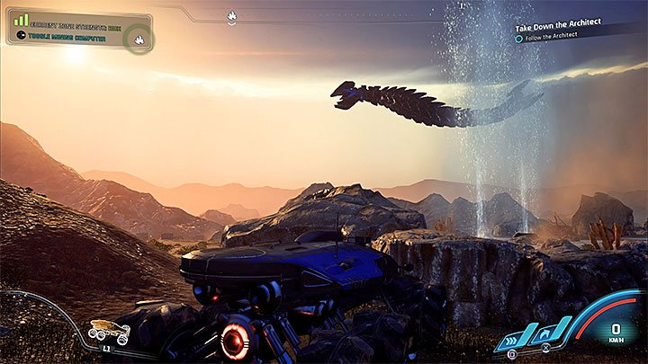 The Architect from Kadara - How to defeat the Remnant Architect on Kadara? | Boss fights - Boss battles - Mass Effect: Andromeda Game Guide